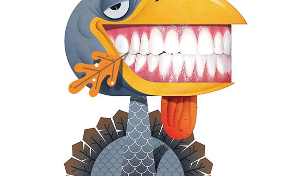 friendly dental happy thanksgiving