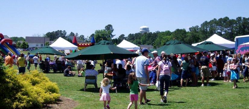Holly Fest Holly Springs NC 2016